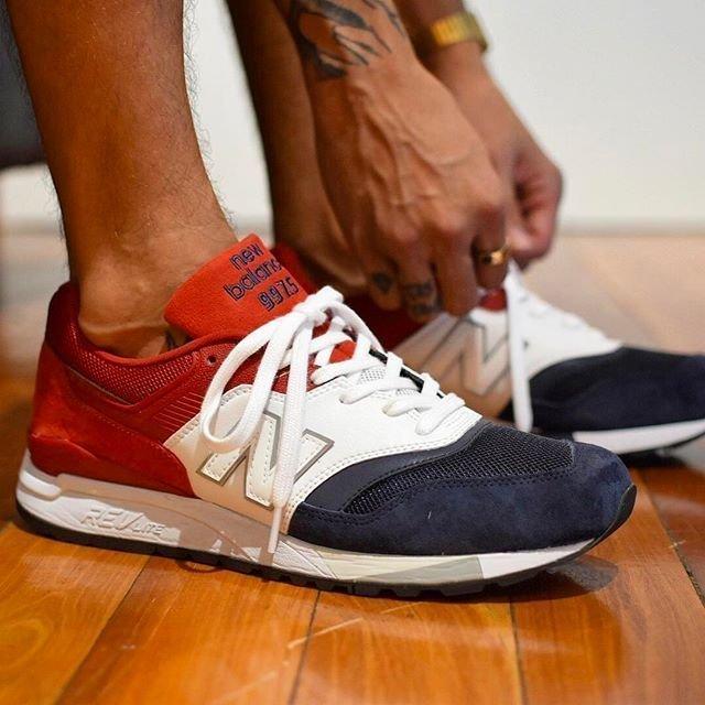 NEW BALANCE/NB997.5 男女 复古慢跑鞋 ML997HCA