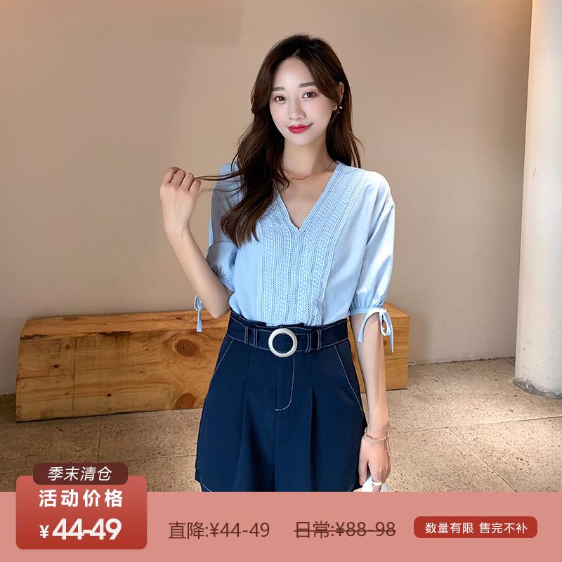 中國代購 中國批發-ibuy99 ������������ 清仓44元 直降49 数量有限 售完不补 五季家大码女装时尚两件套