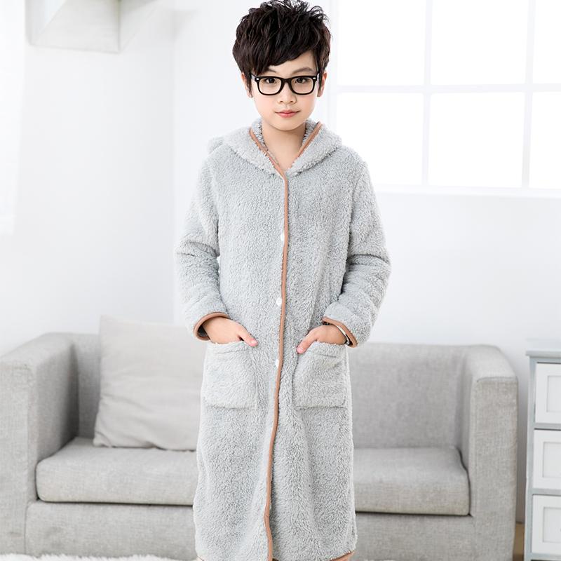 亲子装浴袍