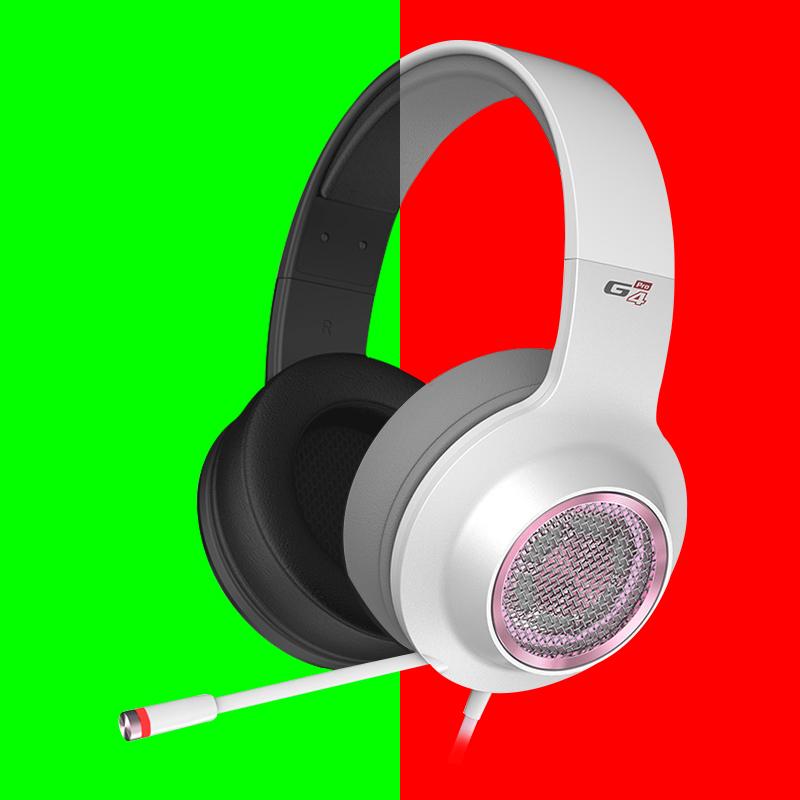 ✅【新品上市】Edifier/漫步者 G4PRO头戴式7.1游戏耳机吃鸡电竞电脑耳麦绝地求生USB接口听声辩位震动发光 thumbnail