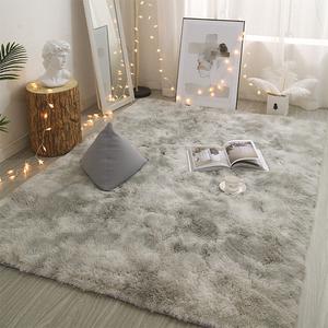地毯卧室床边毯客厅满铺大面积毛毯地垫家用少女房间宿舍民宿垫子