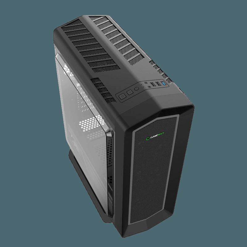 GAMEMAX 游戏帝国 G516 中塔游戏机箱 电脑 亚克力大侧透ATX,可领取20元天猫优惠券