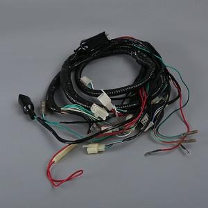 汽摩零配件通用件 电动车配件全车线束CG125 GY6-125摩托车全车线