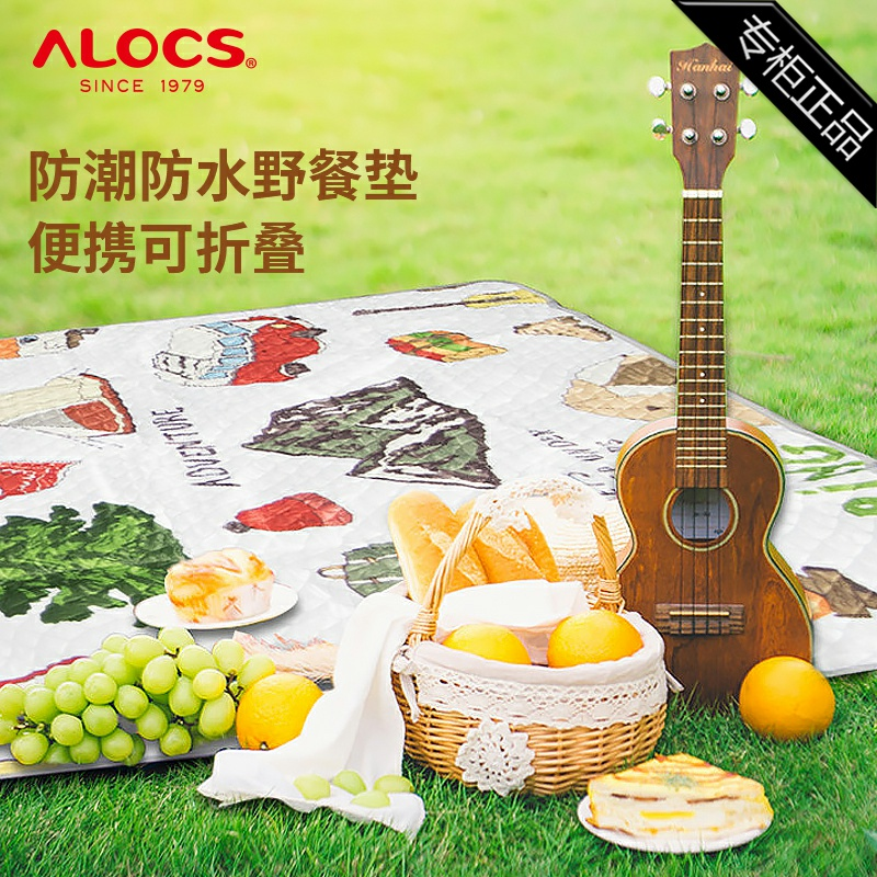 Special counter brand picnic mat outdoor portable folding picnic mat waterproof and moisture-proof outdoor camping thick mat