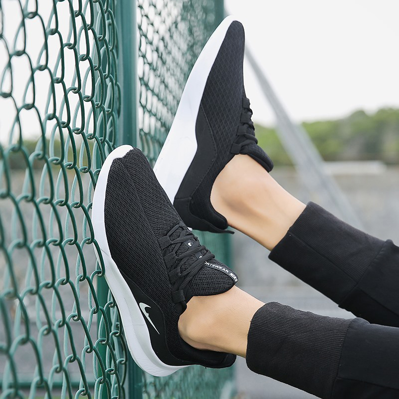 Niki brand summer season 2019 new generation 5 sports shoes breathable mesh for comfortable and versatile women and mens shoes