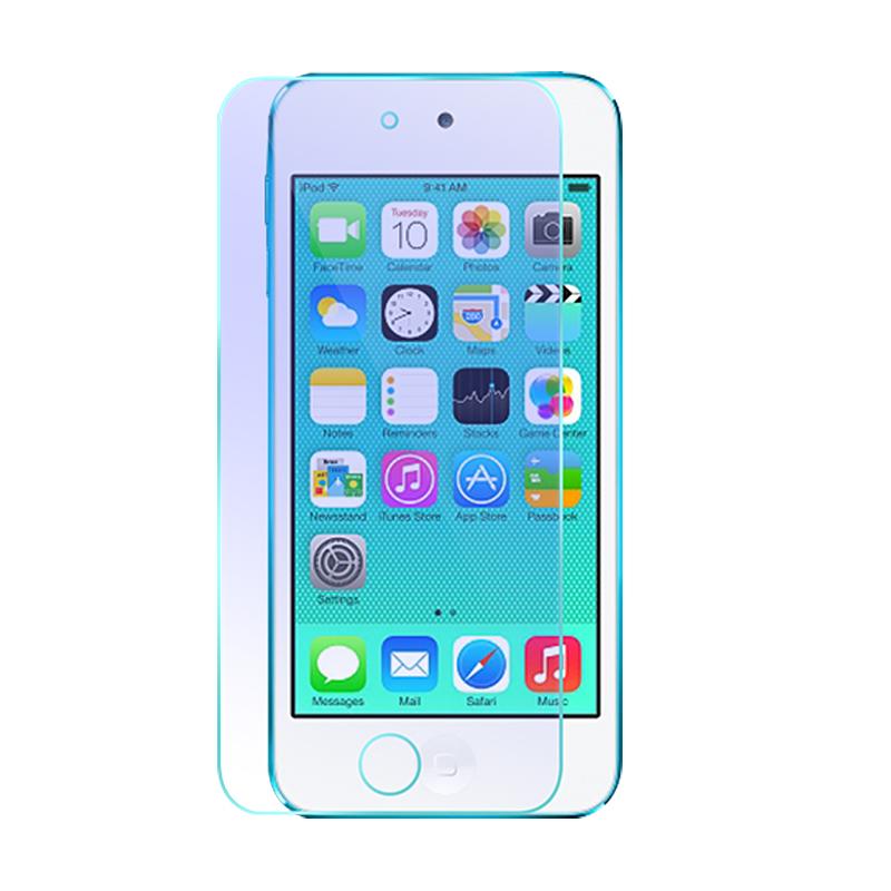 炫果 蘋果ipod touch6鋼化膜itouch6玻璃膜itouch5貼膜防抗藍光膜