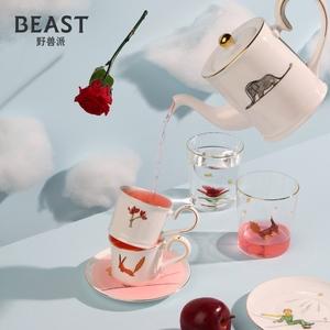 thebeast /野兽派小王子骨瓷茶杯