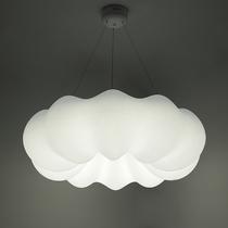意大利设计师云朵吊灯创意个姓简约现代客厅灯餐厅卧室书房吸顶灯
