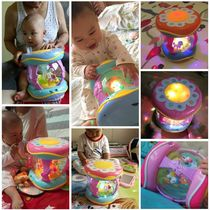 Baby toy hand clap drum baby Pat Drum Merry Trojan rechargeable childrens music toys 0-3-June 1 years old