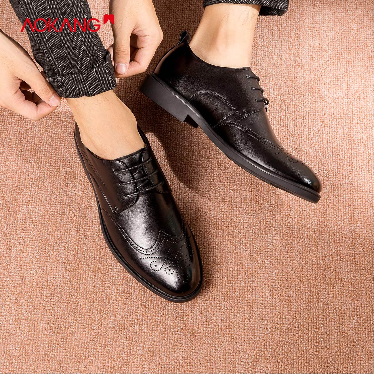 Мужские туфли / Полуботинки Артикул 598931345701