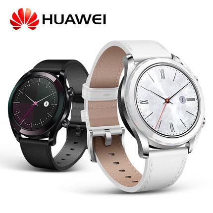 Huawei/华为 WATCH GT 雅致款 运动时尚健康管理精准定位智能华为手表gt