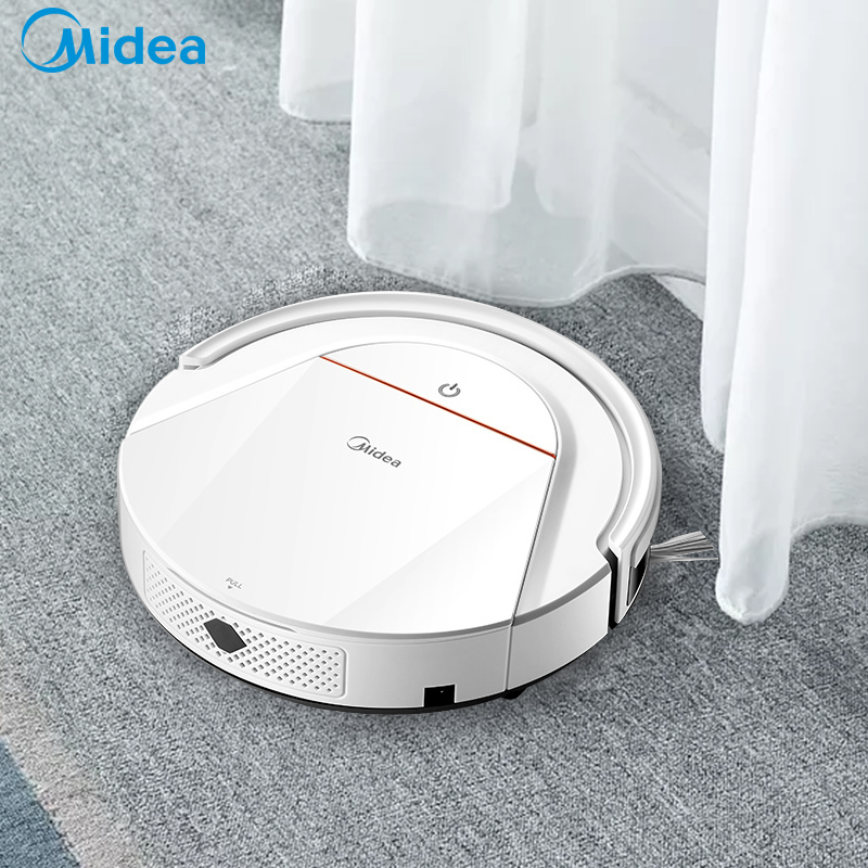 Midea sweeping robot household automatic sweeping and mopping machine vacuum cleaner intelligent sweeping machine I2