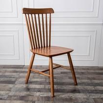 办公咖啡店椅美式复古铁艺餐椅客厅餐厅家具酒吧休闲椅户外椅子
