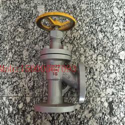 上海良工阀门J44B-25C氨用角式截止阀角式氨用截止阀氨气角阀