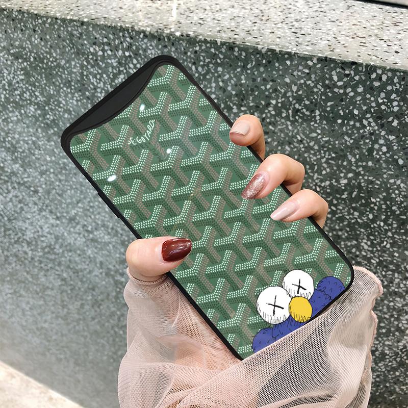 欧美OPPOFINDX手机壳GOYARD全包OPPO升降软边KAWS芝麻街FIN券后58.00元