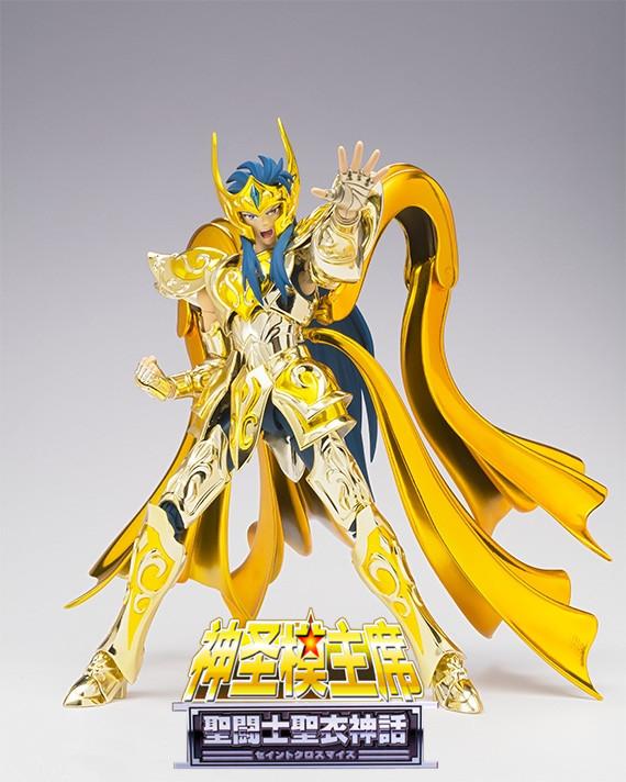 Большой святой модель GreatToys святой одежда миф ex золото душа GT бог бутылка карта замечательный