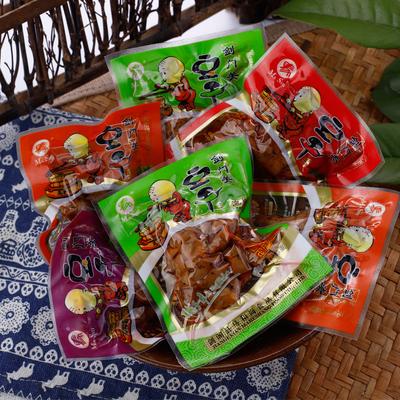 四川广元剑门关特产马和尚豆腐干1000克零食小包装麻辣五香味豆干
