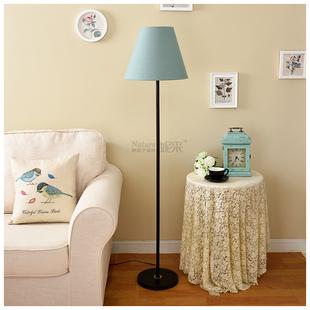 百搭复古新落地灯出口现代简约美式田园简欧欧式装饰客厅卧室床头