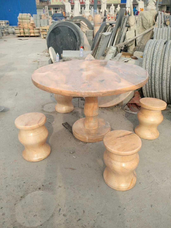 Ночь закат красный камень стол круглый стол природный камень лесоматериалы мрамор черный камень стол 80 см польский рабочий стол есть рис обеденный стол