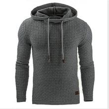 Men Fashion pullover stitching sweater Male Boy slim jacket