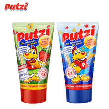 German imported putzi toothpaste for children aged 1-3-5-6