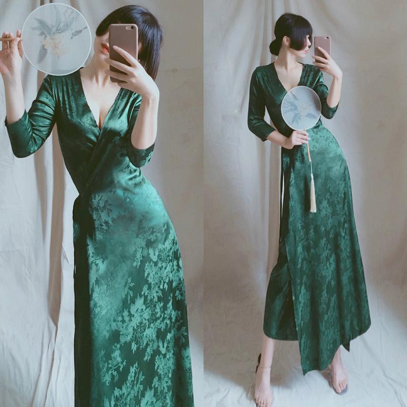 胖妹妹夏装新款大码女装宽松连衣裙(非品牌)