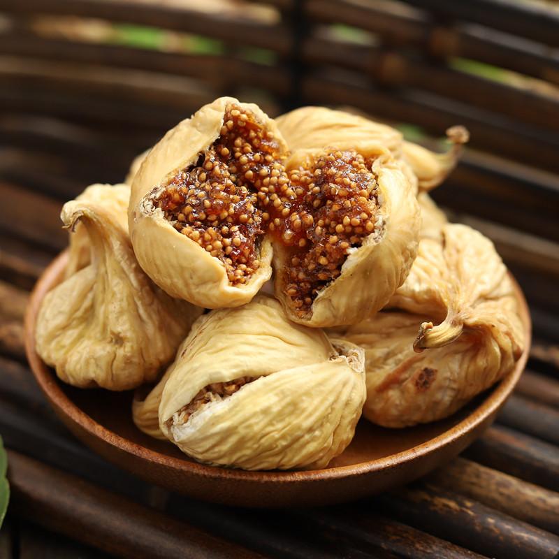 土耳其大个无花果干500g新疆特产新鲜干孕妇健康水果小零食赛特级