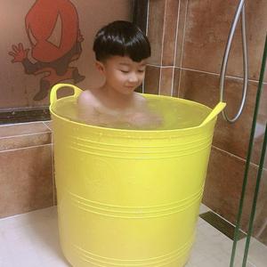 创意大号脏衣篮洗衣篮 玩具收纳篮收纳桶 收纳筐宝贝洗澡桶沐浴桶