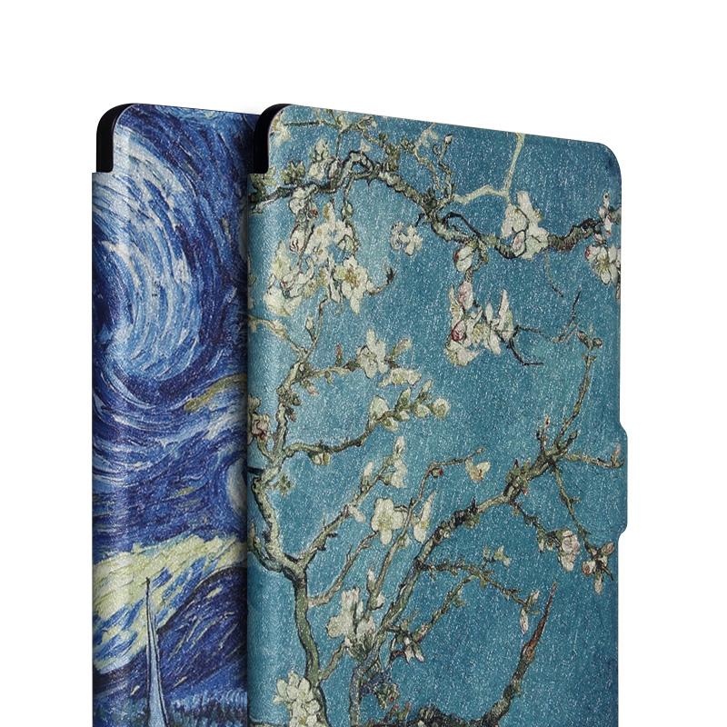 亞馬遜kindle558保護套電子書皮套6英寸499輕薄外殼休眠閱讀器