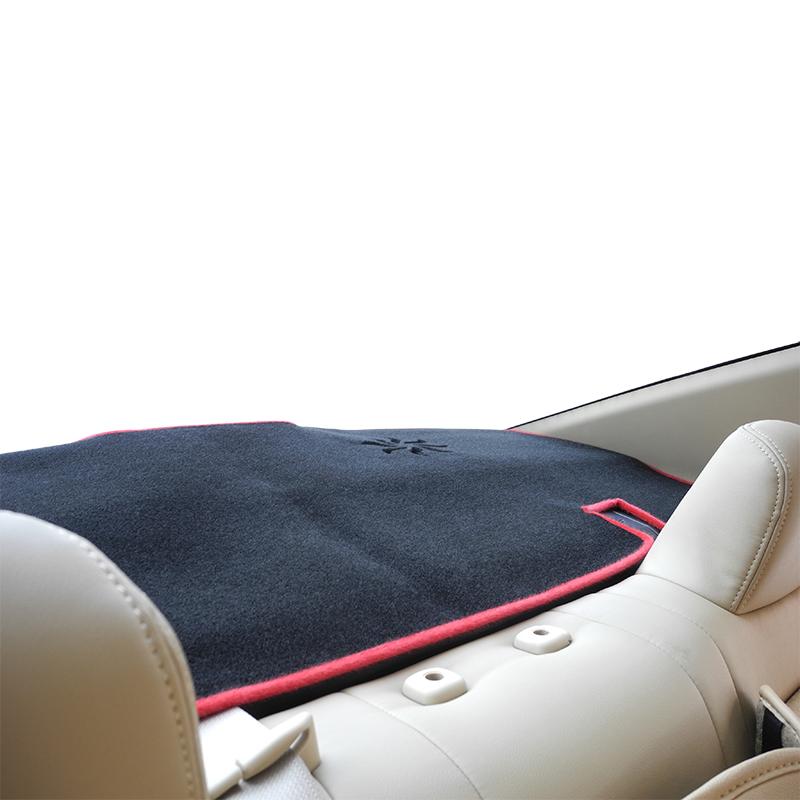 後窗墊避光墊 豐田新卡羅拉雷淩威馳凱美瑞花冠防曬防塵陽遮光