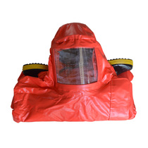 Fully enclosed anti-bee suit anti-Hornet bee suit conjoined anti-virus bee anti-piercing puncture resistant piercing