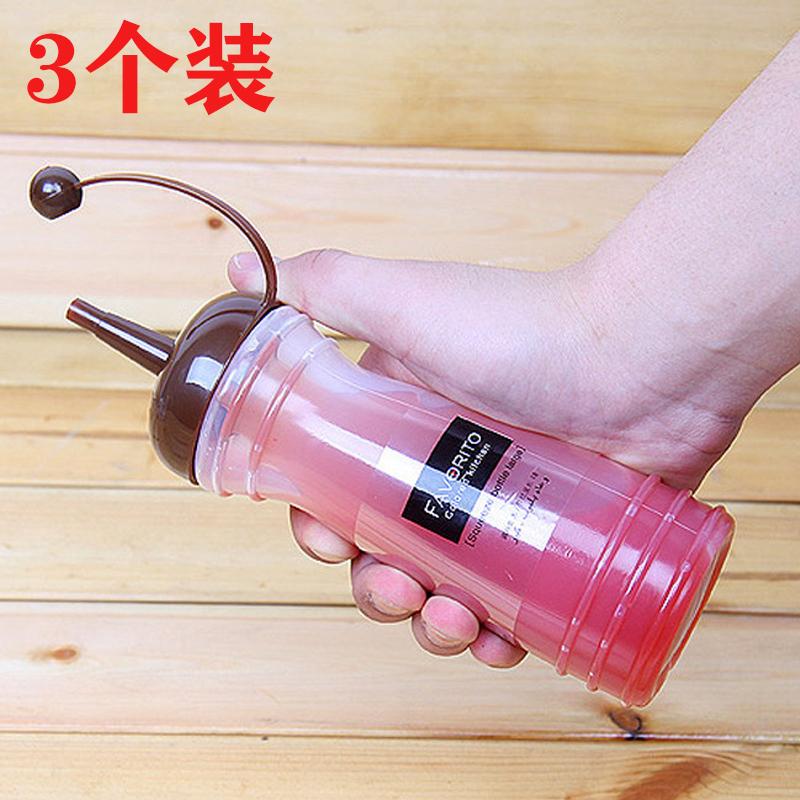 塑料挤酱瓶果酱瓶调料瓶挤压瓶油壶