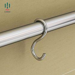 304不锈钢管杆厨房置物架 挂杆挂件挂架 挂钩S钩壁挂组合收纳架
