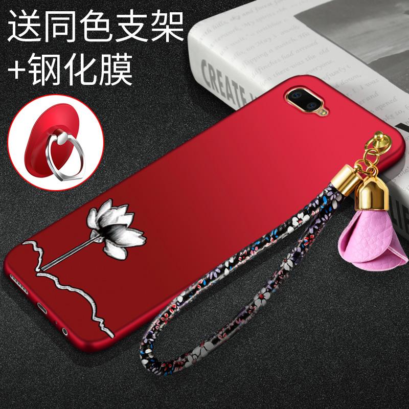 限2000张券oppok1 oppor15x k1硅胶日韩手机壳