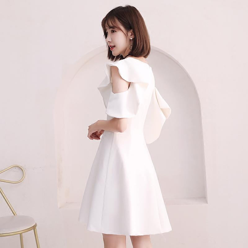 晚礼服裙女2018新款显瘦宴会生日派对名媛连衣裙洋装小礼服夏聚会