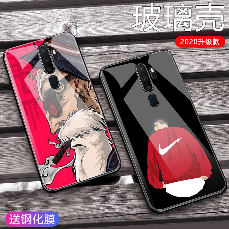 oppoa11x手机壳opa11x/poopa新品opooa男款oopoa玻璃a11x定制oppoa11外壳0pp0/0ppoa/opopa啊opppa/oppo11x