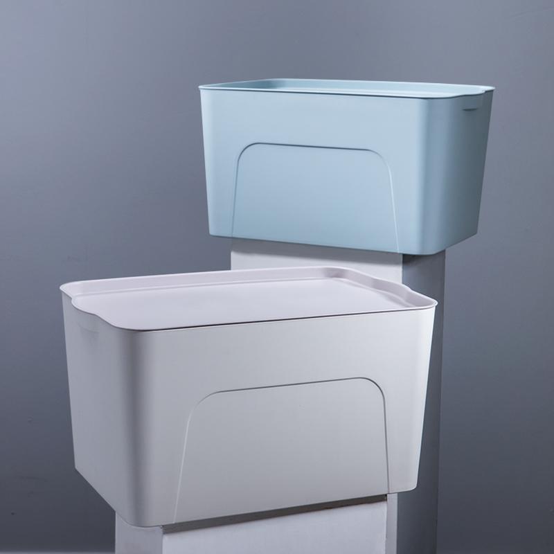 收纳箱寝室学生衣柜收纳盒塑料特大号玩具储存整理箱储物箱子简易