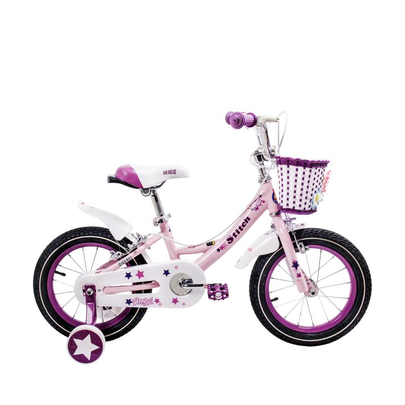 祺娃娃小孩自行車女寶寶2~3~4~5歲單車14 12 16英國女孩童車單車
