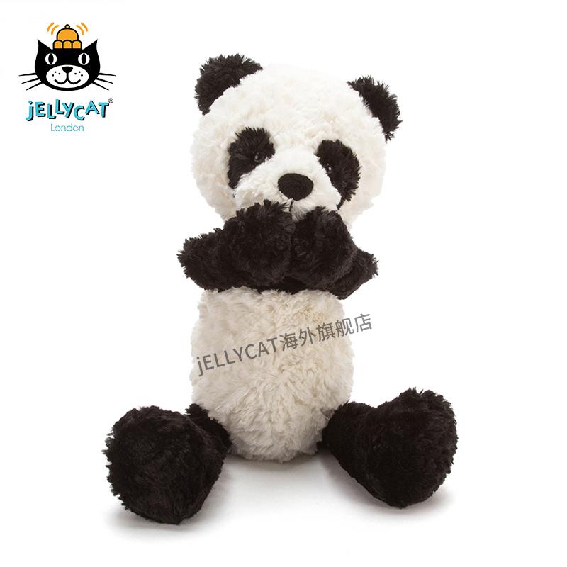 英國jellycat Mumble 熊貓 柔軟毛絨寶寶玩具公仔