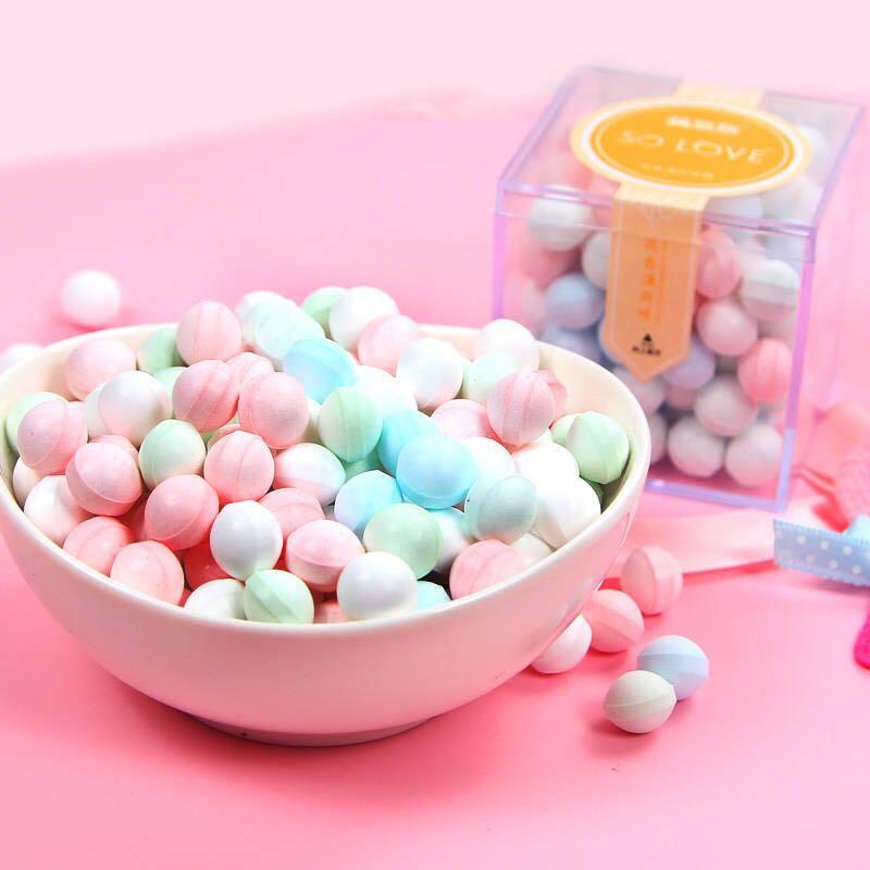180g玫瑰香体糖接吻糖女吐息糖约会薄荷糖情人节礼物送女朋友网红