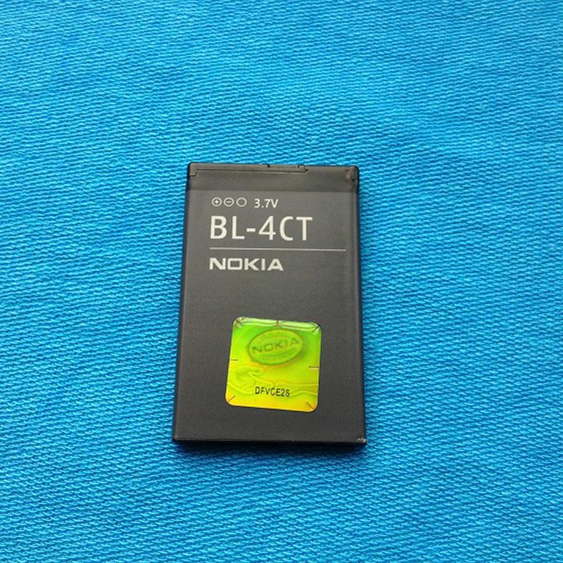 诺基亚BL-4CT电池 7230 6700S 7210C 5310原�b正品NOKIA手机电池