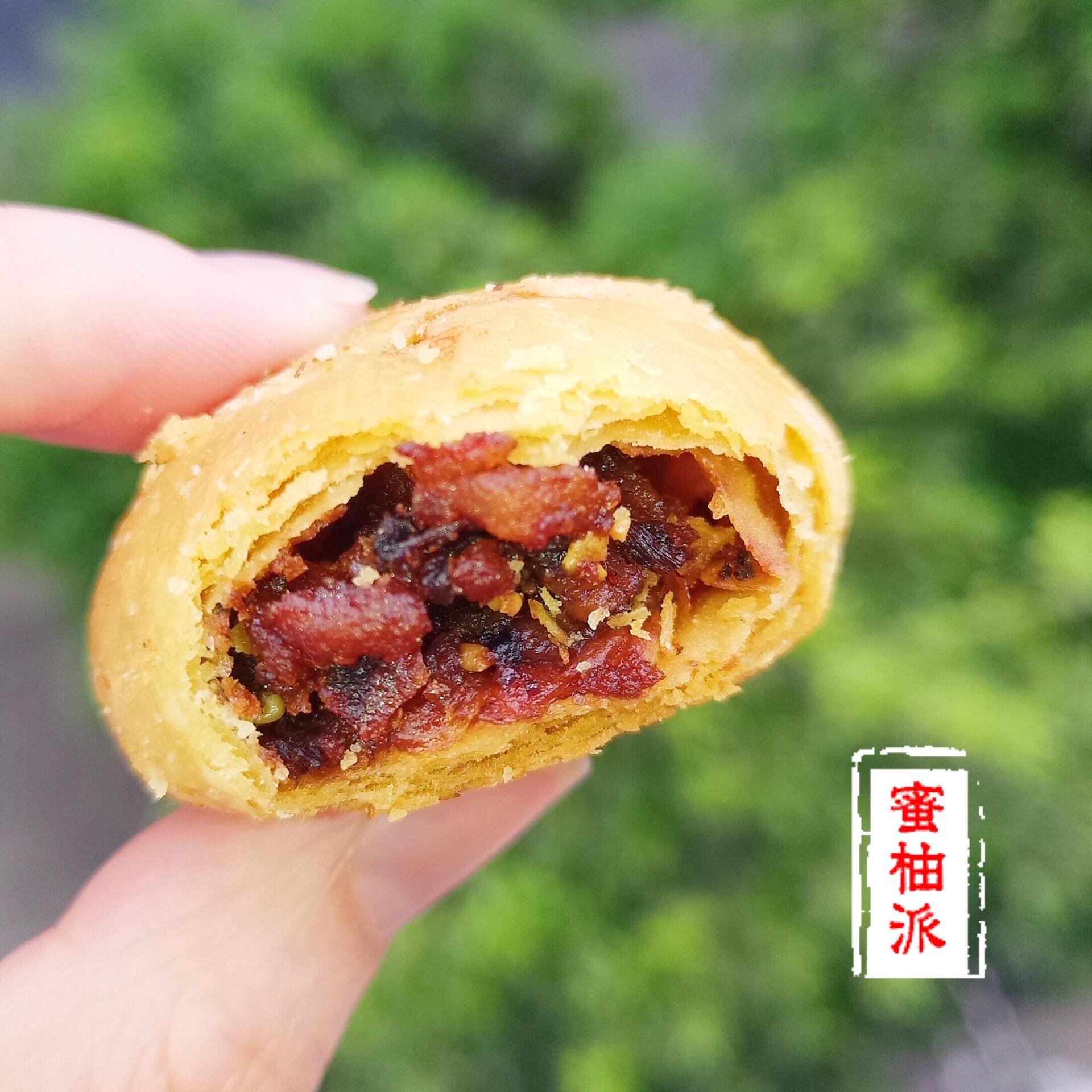 【干菜小酥饼】农家特产浙江安徽风味小吃传统糕点休闲零食