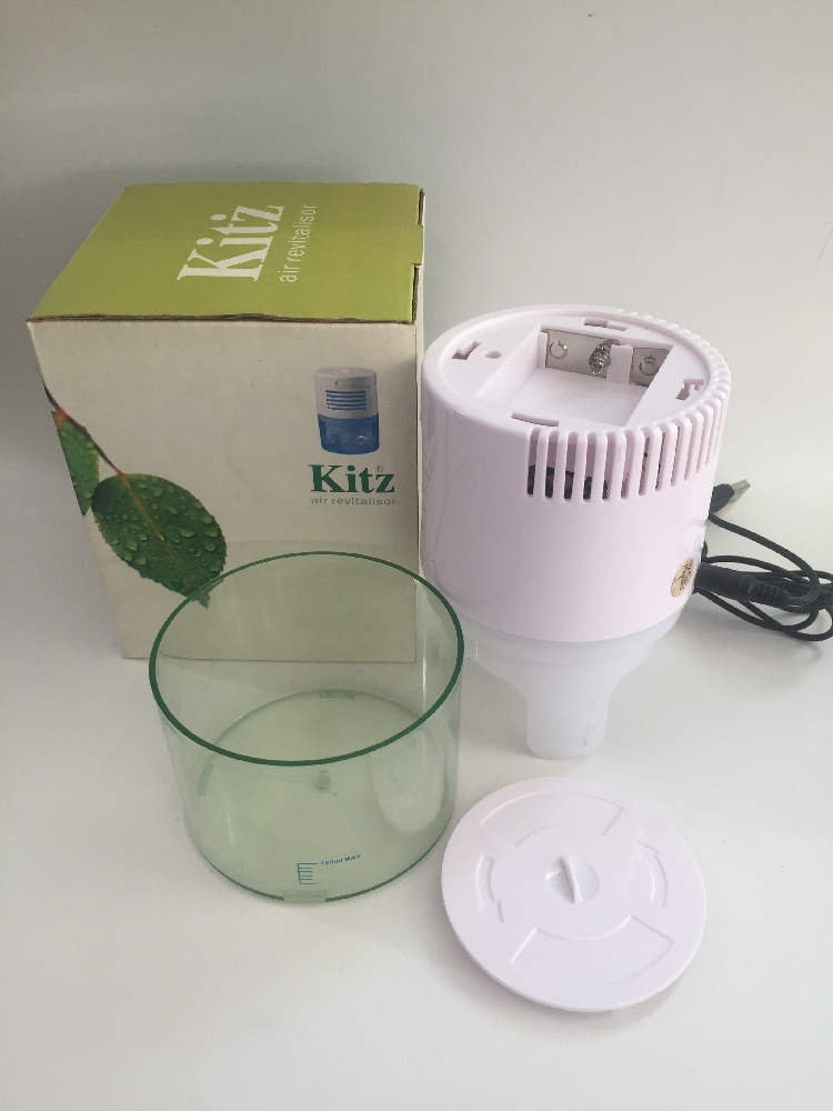 Small wash air purifier, domestic commercial USB dual-use humidifier, scented, aromatic, and odorless oxygen bar perfume.