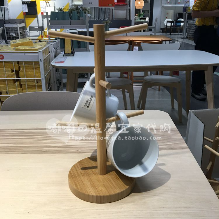 IKEA buys IKEA obit cup holder bamboo in China
