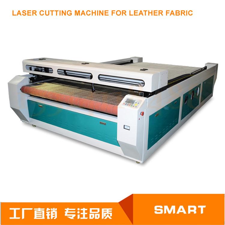 汽车脚垫激光切割机 座套布料激光下料机 厂家直销皮革激光切割机