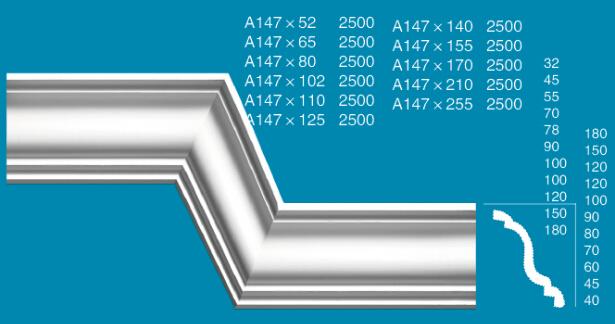 遵义精品石膏线条角线欧式高强度双层网厂家直销同城免费测量安装