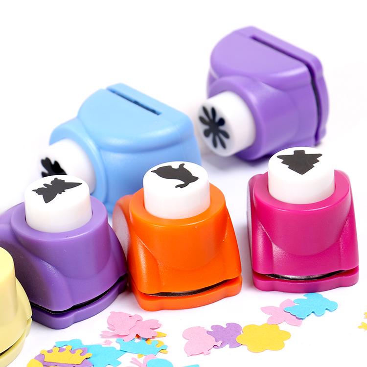 中号压花器 儿童diy手工材料印花机压图打孔机贺卡相册创意打花器