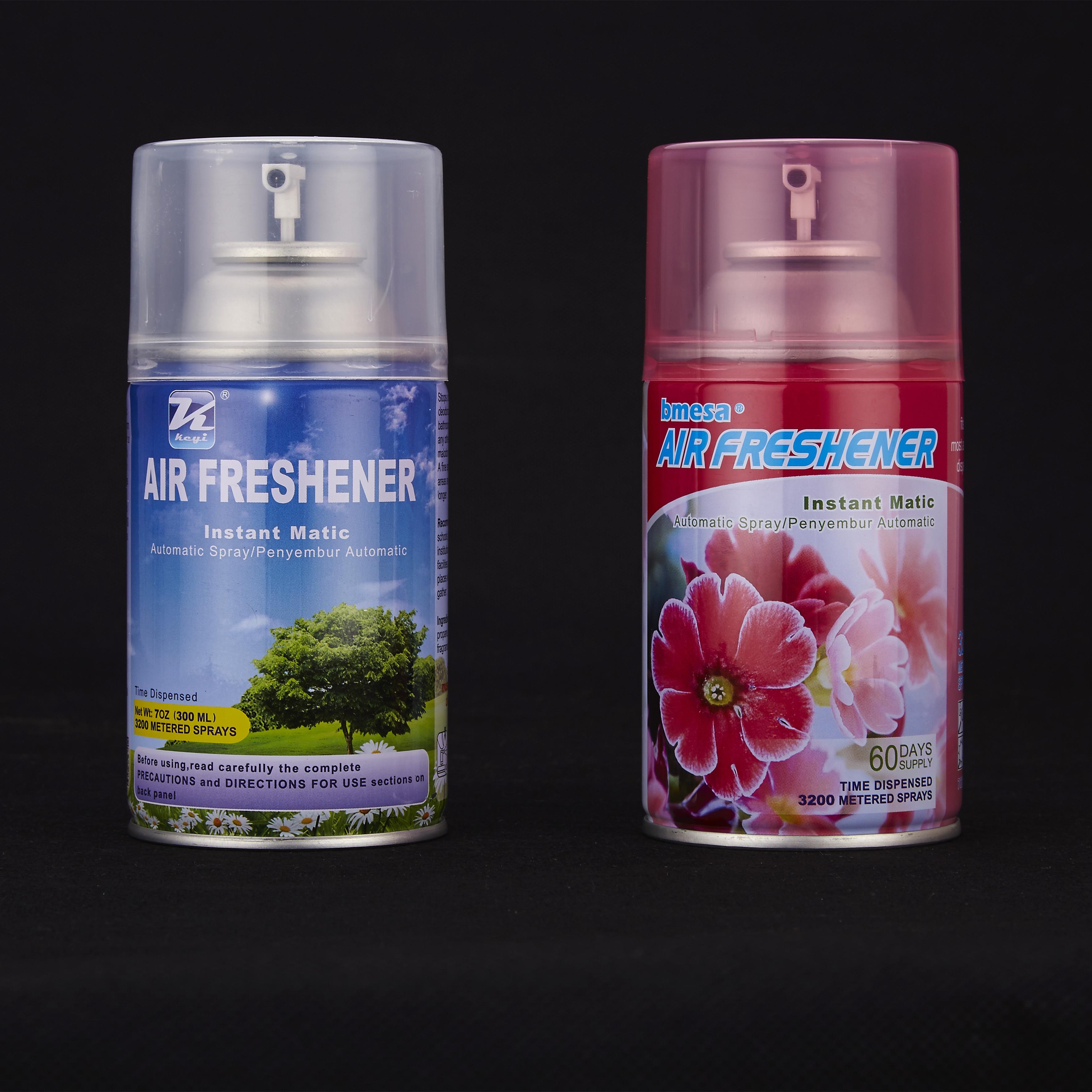 12月01日最新优惠自动喷香机香水固体空气清新剂喷雾家用室内厕所除臭芳香酒店宾馆
