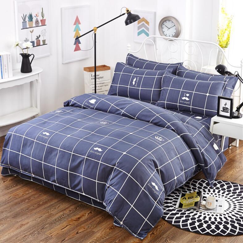 2冬季被套单件150x200x230学生宿舍床单双人被罩1.1m /1.5/1.8米