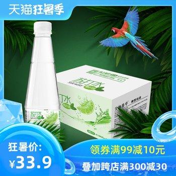 天地精华青柠苏打水410ml*15瓶